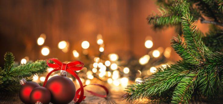 Życzenia Świąteczno-Noworoczne